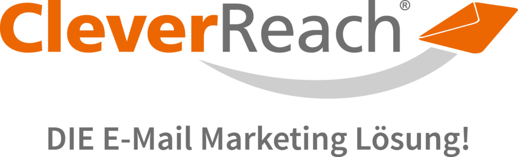 Logo und Grafik von dem E-Mail-Marketing Tool CleverReach.